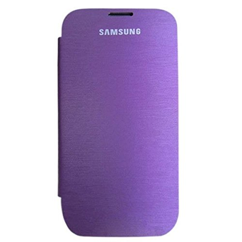 YGS Flip Cover Case for Samsung Galaxy Trend Duos S7392 Purple  available at amazon for Rs.249