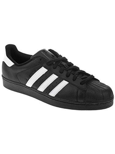 Adidas Superstar Foundation Herren Sneakers Schwarz (core Black / Ftwr White / Core Black)