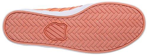 K-Swiss Damen Belmont So T Sherbet Sneakers Orange (Fresh Salmon/White)