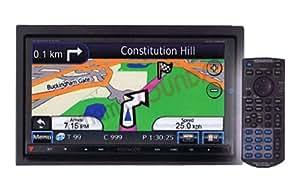 Kenwood DNX7260BT GPS Système de Navigation + Ecran Rétractable Europe Fixe, 16:9