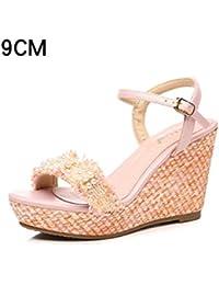 Amazon Zapatos Planas Y Mujer Para Perlas Zapatos es r1wTrS