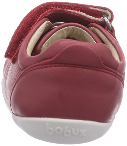 Bobux 460778 Unisex-Kinder Sneakers Rot (Rot)