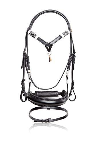 Horsecode Trense Black Dschjango Vollblut