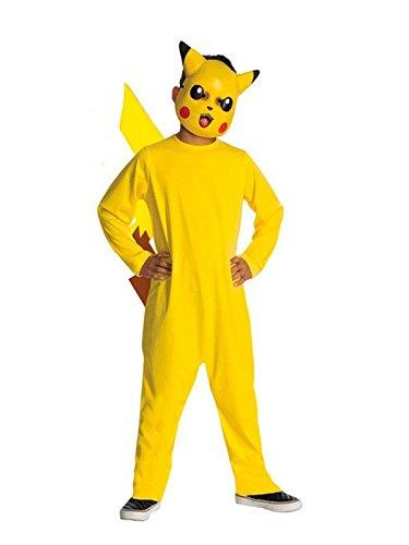 Imagen de disfraz pikachu pokemon niño  único, 7 a 9 años