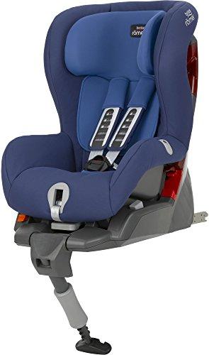 Britax Römer Autositz SAFEFIX PLUS, Gruppe 1 (9 - 18 kg), Kollektion 2017, Ocean Blue