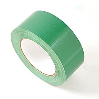BOPP Green Self Adhesive Tape, 65 Meter Length, 72 Mm Width, 40 Micron Thickness, 48 Rolls
