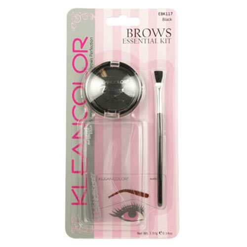 KLEANCOLOR Brows Essential Kit - Black