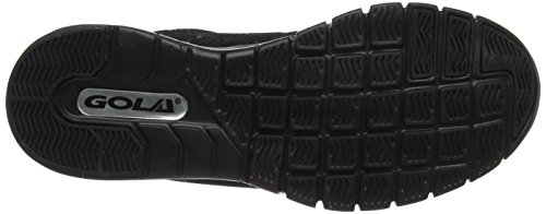 Gola Mens Angelo Scarpe Outdoor Nere (nero)