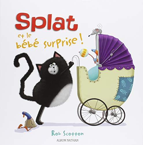 Splat le chat Splat et le bébé surprise !