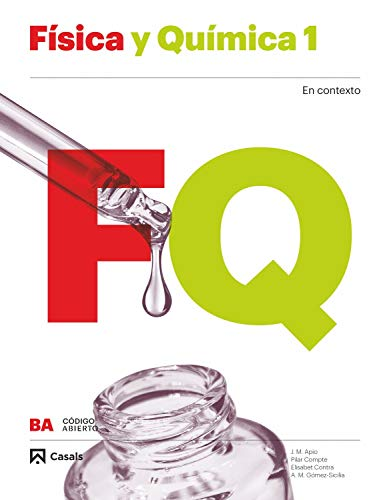 Física y Química 1 BA (Código abierto)