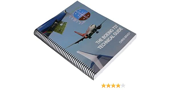 the boeing 737 technical guide b w version amazon co uk chris rh amazon co uk