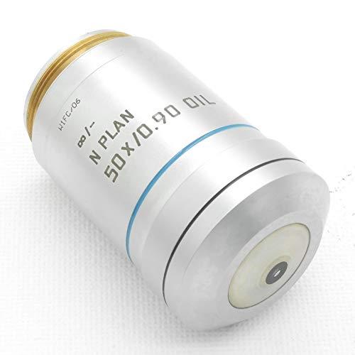 Lente microscopio LEICA GERMANY ∞ / - N PLAN 50x