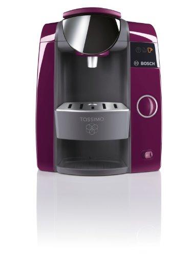 Bosch TAS4301 Tassimo T43 Joy Multi-Getränke-Automat, Passion Purple