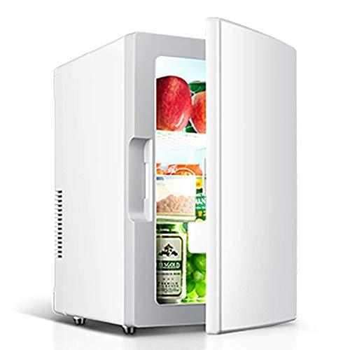 Kievy 18-l-Kühlschrank für Elektroautos, tragbarer Minikühlschrank mit Kalt- und Warmhaltefunktion - Wechsel- und Gleichstrom -