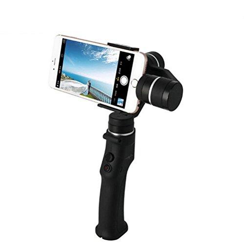 Bvc Handheld Gimbal Estabilizadores Para Teléfono Inteligente - Modo De Disparo Vertical Control Inalámbrico (32 * 12.5 * 4.3 Cm)