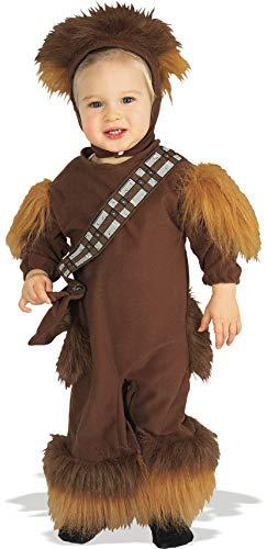 Original Lizenz Mini Chewbaccakostüm Kostüm Chewbacca Star Wars Clone Wars Strampler Gr. ()