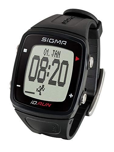 Sigma 24800 Reloj de Actividad, Negro
