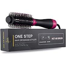 DANTB One Step Salon - Secador de Cabello Multifuncional y Peine para Dar Volumen al Peine