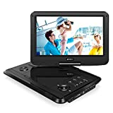 Pumpkin Lettore dvd portatile, dvd player con Full HD IPS 11.6 pollici...