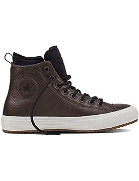 Converse Ct As II BOOT HI - 153573c Dark Choccolate/Black/Egret -