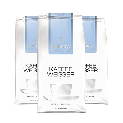 Dallmayr Vending & Office Kaffee Weisser, 1000g, 3er Pack