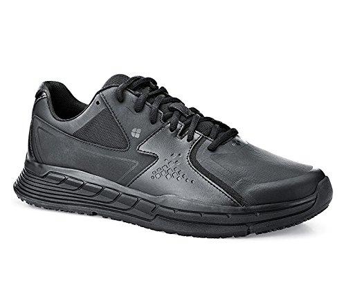 Shoes for Crews 28777-42/8 CONDOR Rutschhemmende Schuhe, Federleicht, Größe 42 EU, Schwarz