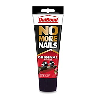 UniBond No More Nails Original Tube - 200 ml