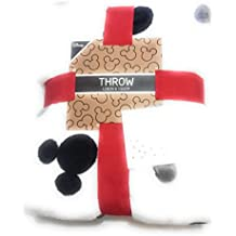 Primark Disney Minnie Mouse - Blanket de Microfibra para Ratón, ...