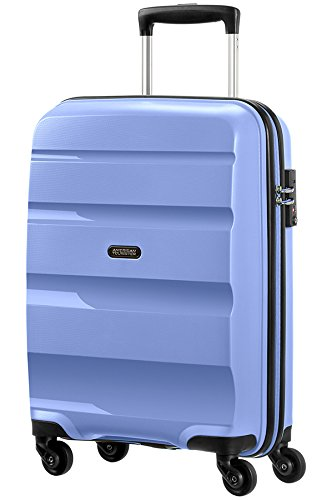 Trolley Cabina 55 Cm Spinner 4 Ruote | American Tourister Bon Air | 85A001-Porcelain Blue
