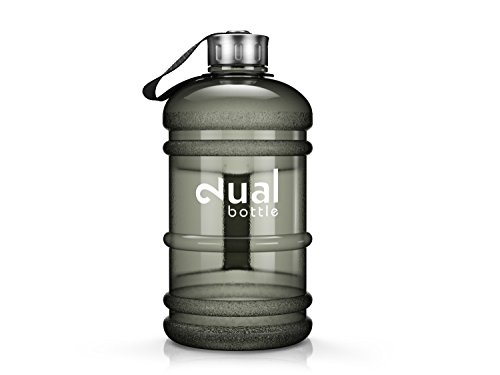 Dual-Bottle-Water-Jug-22-Liter-Wasserflasche-Trinkflasche-Perfekt-fr-den-tglichen-Wasserbedarf-Ideal-fr-Training-Fitness-und-Sport-Wasser-flasche-Gallon-Water-Gallon-Wasser-Gallone-Wasser-Gallon-Optim
