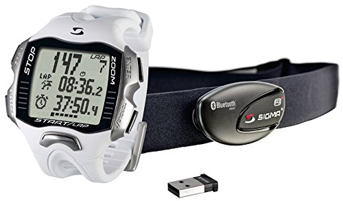 Sigma Sport RC MOVE BLANCO, Smartwatch deportivo, Incluye banda R1 BLUE...