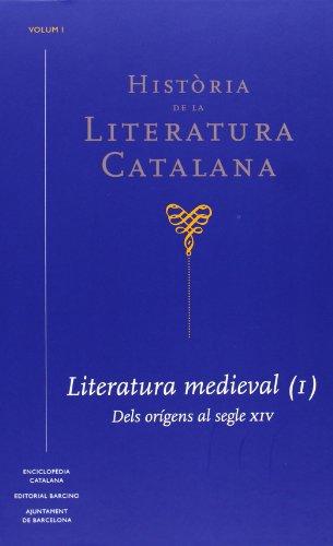 Història De La Literatura Catalana - Volumen  I: 1 por Àlex Broch i Huesa