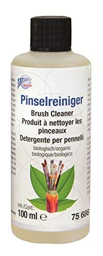 CREARTEC Biologischer Pinsel-Reiniger 100 ml