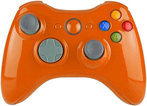 Xbox 360 Controller-Gehäuse/Reparaturset für Controller, glänzend,