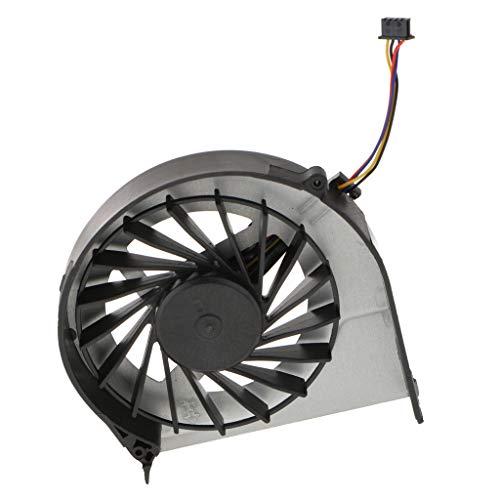 kesoto CPU-Kühler Laptop-Kühler Notebook Cooler Ersatzteile für HP G4-2000 Q72C G6-2000