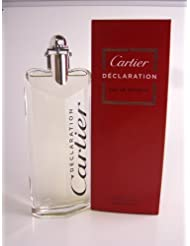 Declaration for Men by Cartier EDT Natural Spray 3.3 oz by Cartier