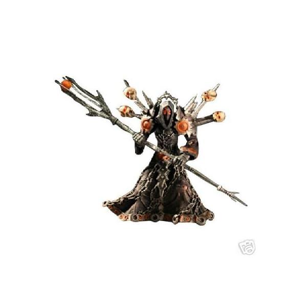 WoW Action Figur Undead Warlock Meryl Felstorm [Importación alemana] 2