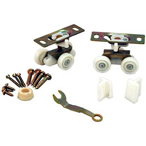 L.E. JOHNSON PRODUCTS 1500PPK3 Pocket Door Hardware Kit