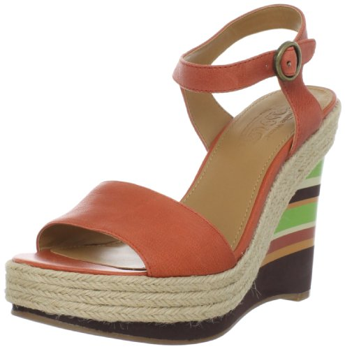 Nine West Takeatrain Damen Hellorange