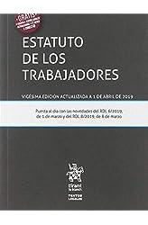 Descargar gratis Estatuto de los Trabajadores 20Ẃ Edición 2019 en .epub, .pdf o .mobi