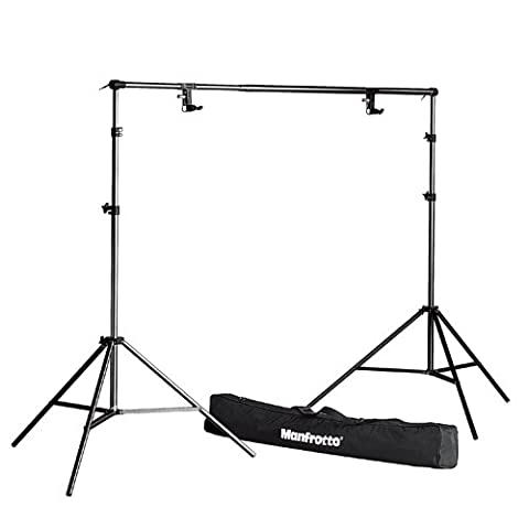 Manfrotto Set Stands, Support, Bag and Spring