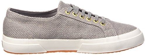 Superga 2750 Jutau, Baskets mode mixte adulte 903 Lt Grey-Grey