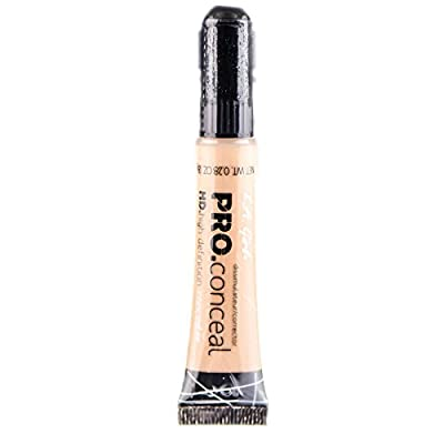L.A. Girl Cosmetics Pro Conceal HD Concealer, Porcelain 8 g