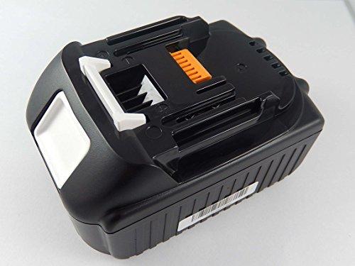 Preisvergleich Produktbild vhbw Li-Ion Akku 2000mAh (18V) für Elektro Werkzeug Makita Akku-Kaffeemaschine DCM500Z wie BL1815, 194204-5, u.a..