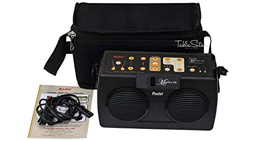 Radel at buyRaagini Maestro DX Electronic Tanpura Shruti Box (Black)