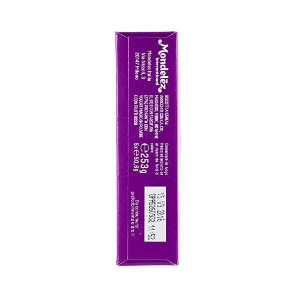 Vitasnella Cereal Yo Frutti Rossi - 253 g 4 spesavip