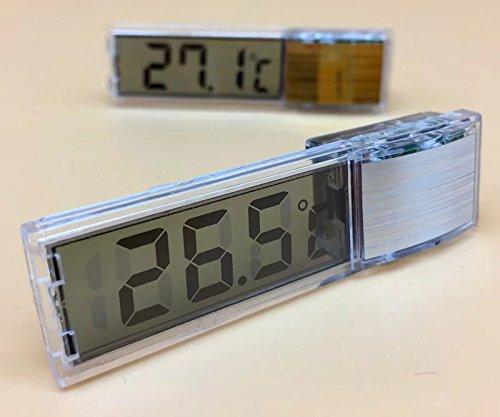 RICISUNG 1pcs Digital LCD Fish Aquarium Marine Vivarium Thermometer -50¡ãC to 70 ¡ãC 1
