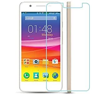PRO+ TEMPERED GLASS FOR Micromax Canvas Hue AQ5000 + OTG CABLE FREE + Travel USB Adapter