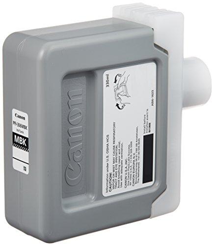 Canon PFI306MBK passend für IPF8300 Tinte matt schwarz 6656B001 330ml