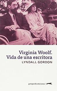 Virginia Woolf par Lyndall Gordon
